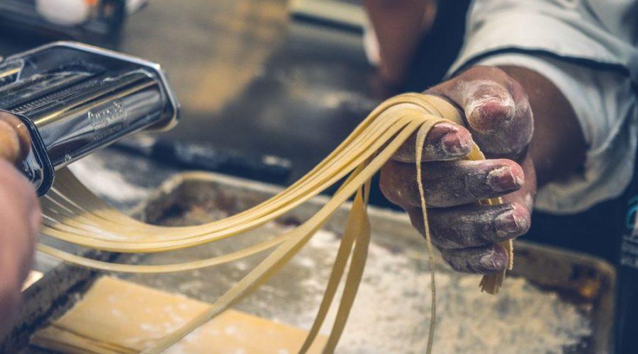 En smakrik italiensk afton